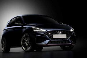 Hyundai i30 N bản nâng cấp có hộp số ly hợp kép 8 cấp