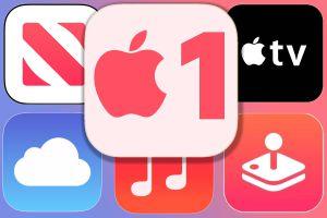 Apple One cung cấp Arcade, Music, TV + và iCloud, giá 15 USD/tháng