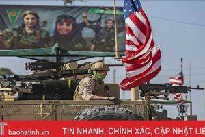 Quân đội Mỹ lại tăng cường triển khai binh sĩ ở Syria