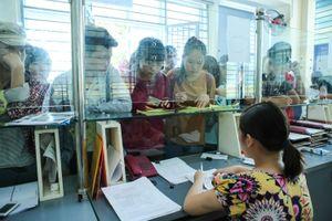 Các trường đại học khối ngành y dược công bố điểm sàn cận 'đáy'