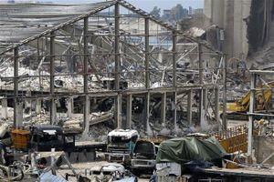 Quân đội Liban tìm thấy 1,3 tấn pháo hoa tại cảng Beirut