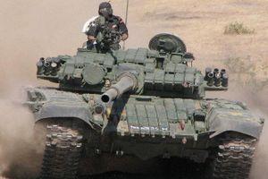 Quân đội Ấn Độ nhận T-72M1 Ajeya MK2 với 'áo giáp' mới