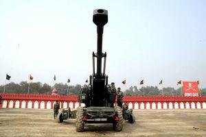 Ấn Độ đưa trọng pháo 155 mm tới khu vực tranh chấp ở biên giới