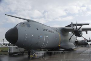 Đức thành lập Đơn vị vận tải hàng không đa quốc gia A400M với Hungary