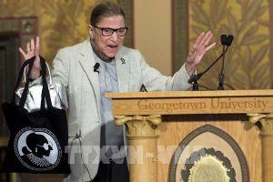 Nữ thẩm phán - biểu tượng của Tòa án Tối cao Mỹ qua đời ở tuổi 87