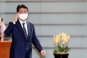 Cựu Thủ tướng Nhật Bản thăm đền Yasukuni