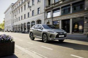 Lộ diện Lexus RX Sport Edition dành riêng cho thị trường châu Âu