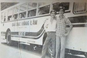 Dân mạng bất ngờ về hình ảnh của sinh viên Trường Đại học Nông Lâm TP.HCM những năm 1986