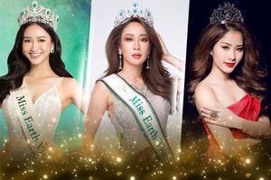 Mỹ nhân Thái thi Miss Earth 2019 ngang nhiên thi tiếp năm 2020, fan Việt 'triệu hồi gấp' Nam Em - Hà Thu