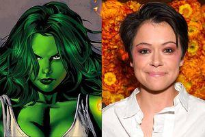 Tatiana Maslany chính là người được Marvel đã chọn cho vai She-Hulk của MCU