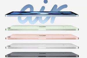 Những gợi ý về iPhone 12 của Apple khi giới thiệu iPad Air tuần này