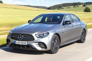4 mẫu xe sedan hạng sang đáng mua nhất năm 2020