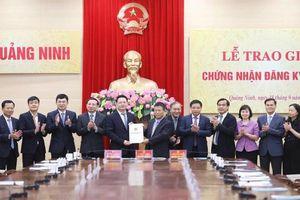 Quảng Ninh cấp phép đầu tư tổ hợp công nghiệp phụ trợ ô tô cho Thành Công chỉ trong 24h