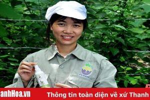 Nữ giám đốc 8x 'phù phép' vỏ trái cây thành nước tẩy rửa