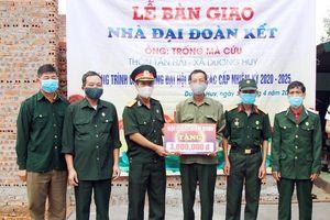 Hội CCB TP Cẩm Phả: Phát huy phẩm chất, truyền thống Bộ đội Cụ Hồ