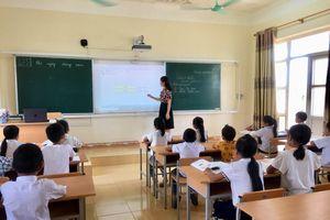 Khó khăn trong dạy và học tiếng Anh tại các trường tiểu học