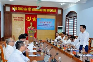 Viettel Quảng Ninh sẽ đầu tư xây dựng 17 trạm BTS tại huyện Vân Đồn