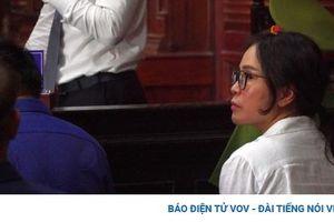 Xét xử ông Nguyễn Thành Tài: Bị cáo Thúy 'trần tình' việc chuyển tiền