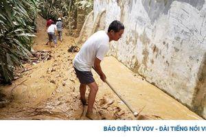 Miền núi Quảng Nam ngổn ngang sau mưa lũ