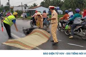 Tiền Giang: Tai nạn giao thông liên hoàn, một người tử vong tại chỗ