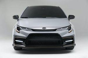 Toyota Corolla Apex Edition lộ giá bán 'khó nuốt' từ 26.065 USD