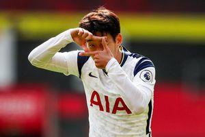 Son Heung-min ghi 4 bàn, Tottenham giành chiến thắng đầu tiên tại Premier League