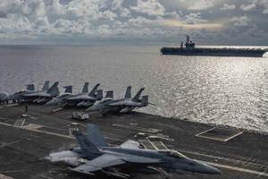 Mỹ, Trung tập trận ở Biển Đông: Chiến lược của Mỹ sắc bén hơn