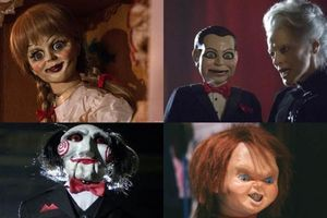 Những hình tượng ám ảnh đến từ loạt siêu phẩm kinh dị