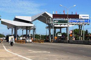 Doanh thu BOT Quốc lộ 1 qua tỉnh Quảng Nam cao bất thường
