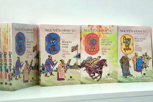 Bộ tiểu thuyết lịch sử 'Loạn 12 sứ quân' trở lại với độc giả