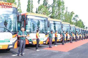 Cần Thơ: Mở 5 tuyến xe buýt chất lượng cao