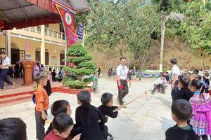 Trường học đa văn hóa: Nâng tầm cho giáo dục vùng khó