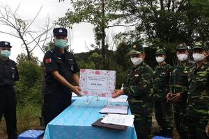 Hội đàm nâng cao hiệu quả công tác phối hợp trong quản lý và bảo vệ biên giới