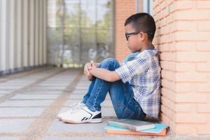 'Mẹ ơi, con không muốn tới trường học nữa!'
