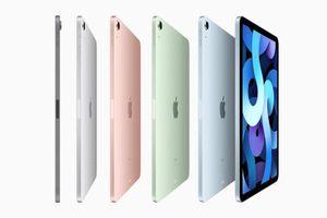 iPad Air 4 chốt giá từ 15,99 triệu đồng tại Việt Nam