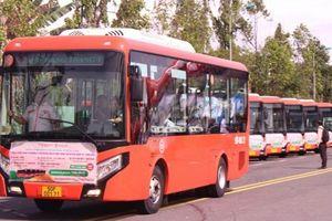 Phương Trang khai trương 5 tuyến buýt trong thành phố Cần Thơ