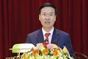 Ông Võ Văn Thưởng mong muốn Việt Nam có những triết gia tầm cỡ