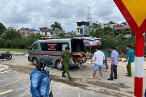 Đà Nẵng: Phát hiện thi thể nổi dưới kênh Đa Cô