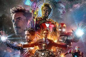 Một thập kỷ của Iron Man tại MCU gói gọn trong bức ảnh