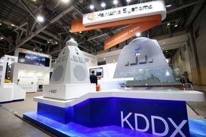 Hanwha Systems cung cấp hệ thống chiến đấu cho khu trục hạm KDDX