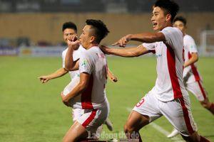Hà Nội FC chỉ mất 10 phút để giành lại ngôi vô địch