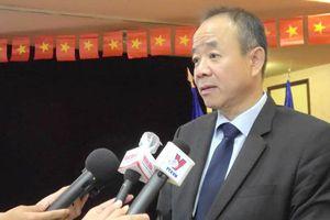 Đại sứ Việt Nam tại Pháp cám ơn các hội đoàn ủng hộ nạn nhân chất độc màu da cam