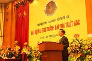 Ngành Triết học Việt Nam sẽ có những bước phát triển vượt bậc, cống hiến cho Tổ quốc nhiều thành tựu hơn nữa