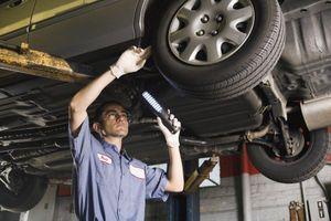 Điểm danh các bệnh thường gặp trên lốp xe ô tô