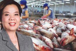 'Nữ hoàng cá tra' Trương Thị Lệ Khanh và hành trình 'chèo lái' Vĩnh Hoàn