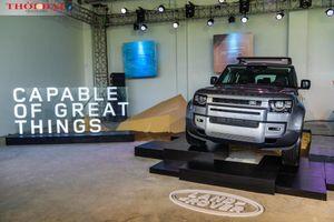 Chi tiết Land Rover Defender 2020 vừa ra mắt khách hàng Việt Nam