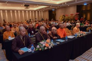 Tạp chí Văn hóa Phật giáo công bố mã xuất bản ISSN