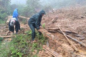 Nghệ An: 1 người chết, nhiều diện tích hoa màu bị ngập, hư hại do ảnh hưởng bão số 5