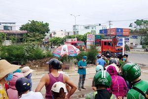 Thi thể người phụ nữ dưới kênh ở Đà Nẵng có nhiều vết thương nghi bị cháy