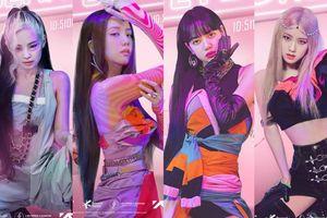 Stylist BLACKPINK gây khó hiểu tột độ khi phối đồ cho các cô gái trên poster PUBG Mobile